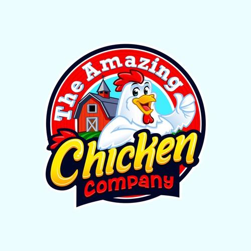 Happy Chicken Company Logo
