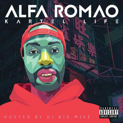 Kartel Life - Alfa Romao album cover