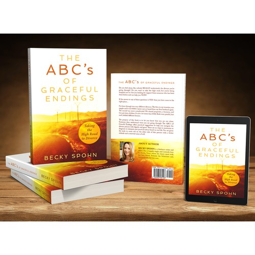 """Book cover for """"The ABC's of Graceful Endings"""""""