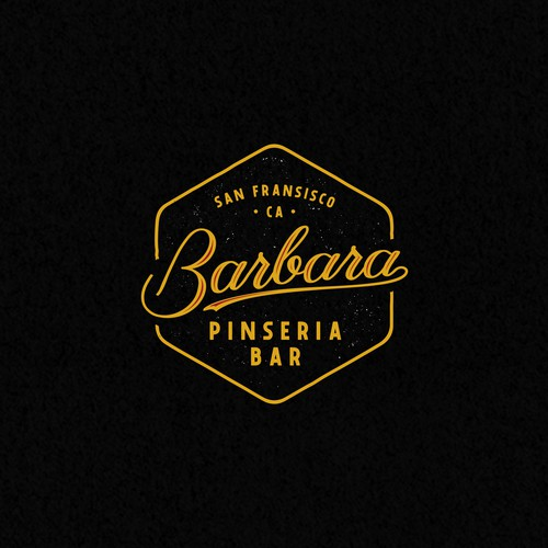 Logotype concept for Barbara