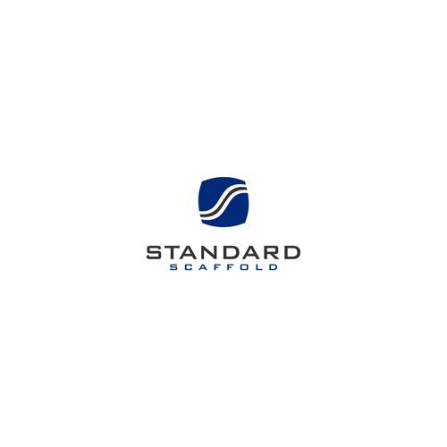 logo concept for STANDARD Scaffold