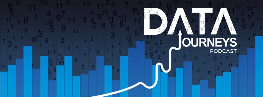 "Design cover art for ""Data Journeys"": a podcast for aspiring Data Scientists"