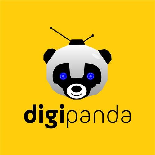 Digi Panda logo