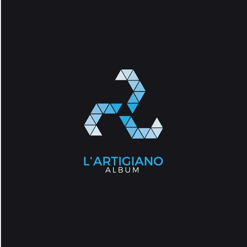 Logo geometrico