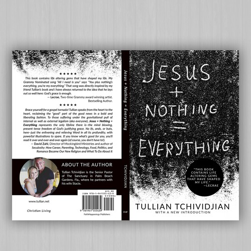 Jesus + Nothing = Everything by Tullian Tchvidjian
