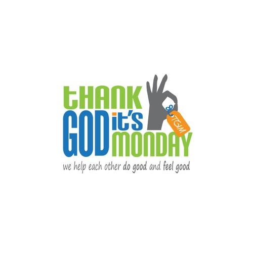 LOGO for: TGIM - Thank God It's Monday!