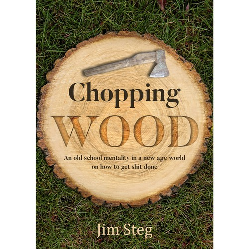 Chopping Wood Book cover