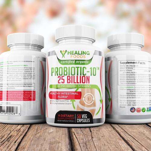 probiotic -10
