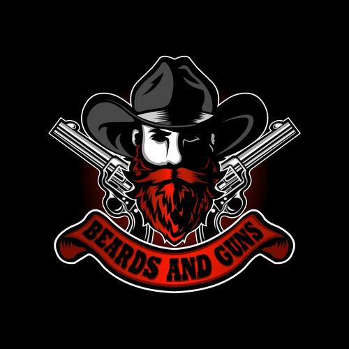Beards and guns
