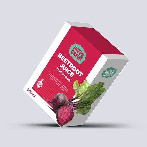 Beetroot juice (Bag-in-box)
