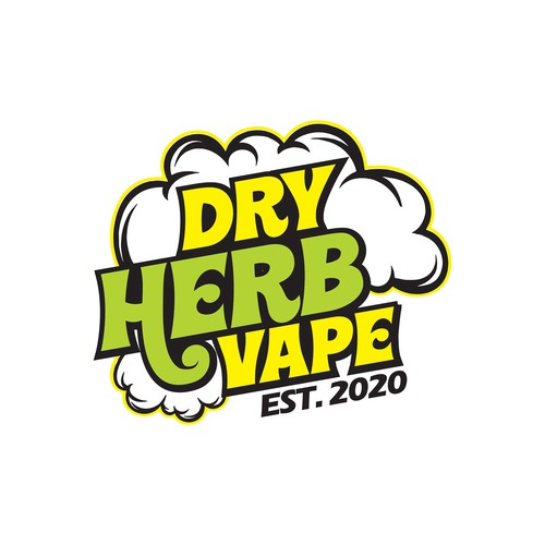 Modern Logo Design for Vape Brand.