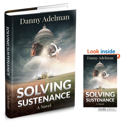 Solving Sustenance book cover