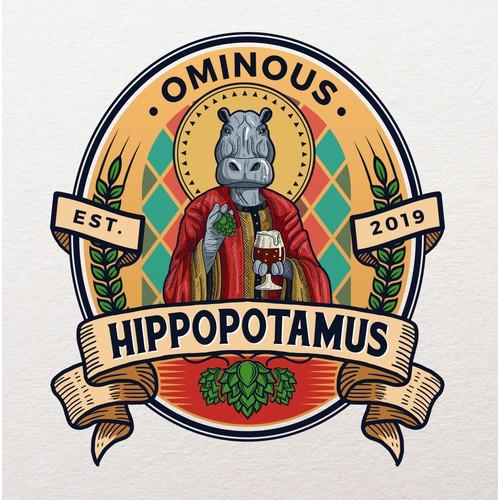 Ominous Hippopotamus