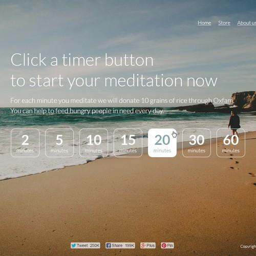 Meditation Timer LP