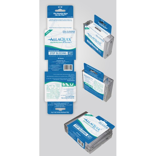 First-Aid Box Packaging