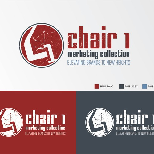 logo for Chair 1 Marketing Collective
