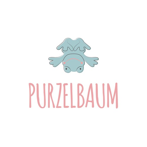 Logo concept for an onlineshop