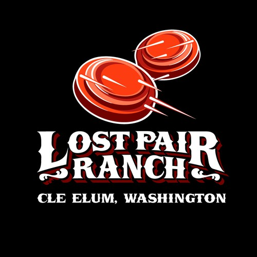 Logo for Lost Pair Ranch