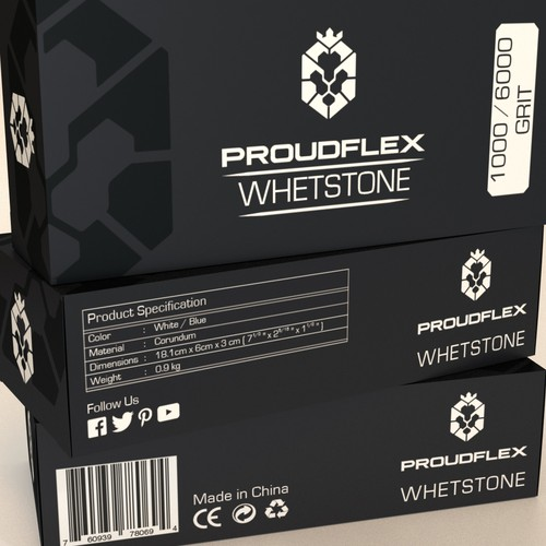 Whetstone box