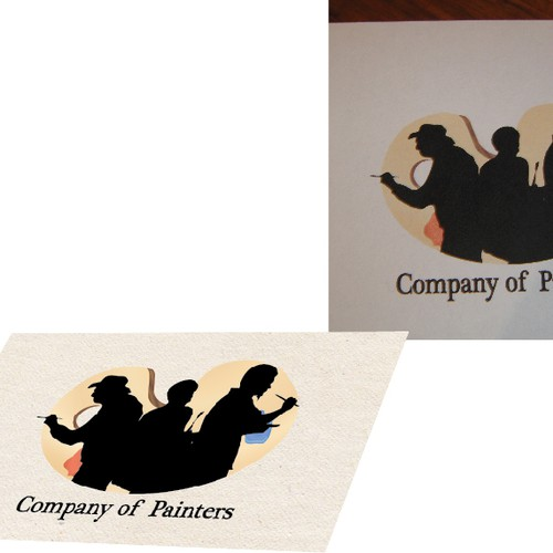 New logo wanted for Company of Painters