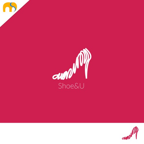 logo design for Shoes&U