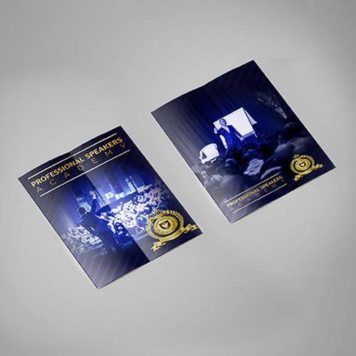 Professional Speaker Academy Brochure