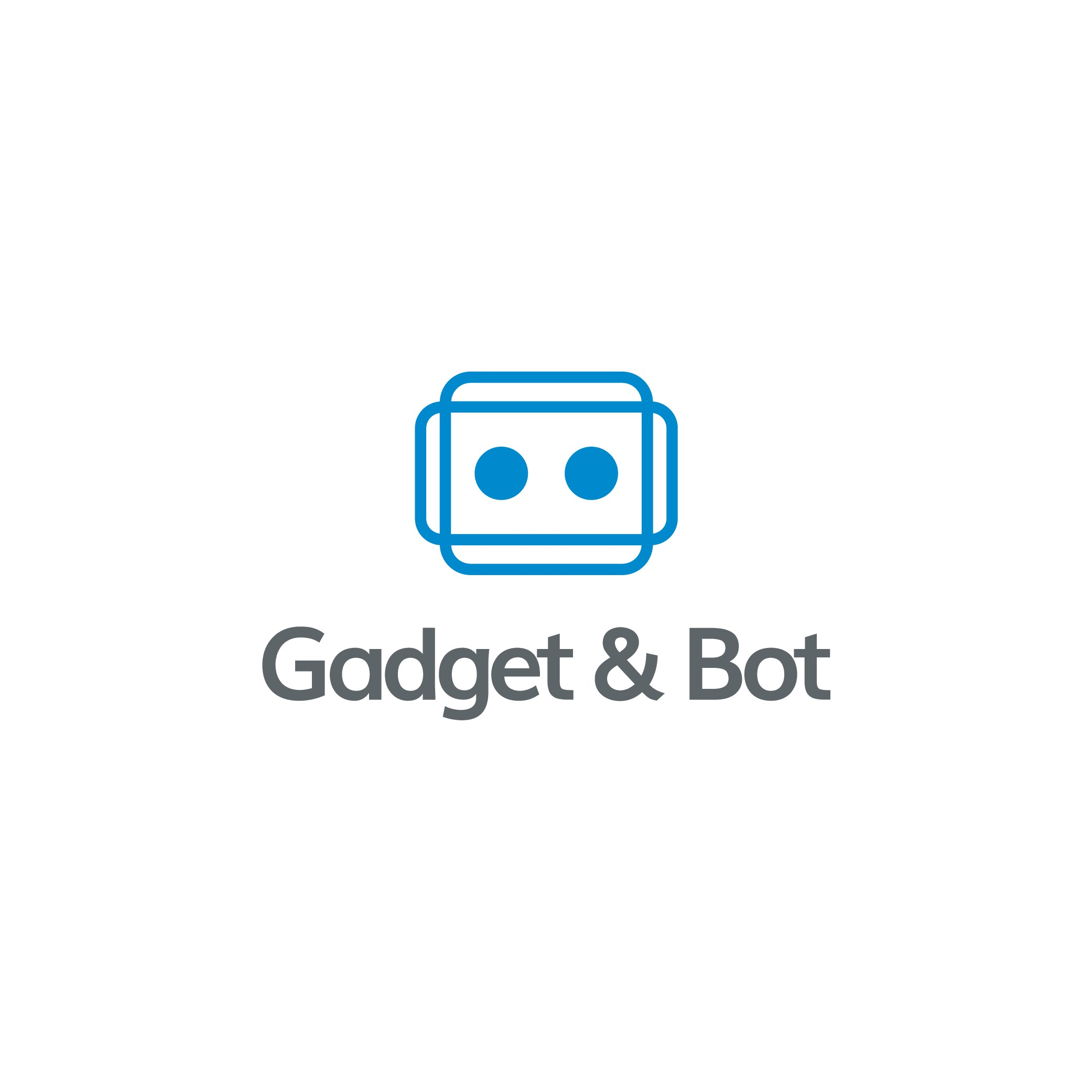 Gadget store needs an awesome new logo
