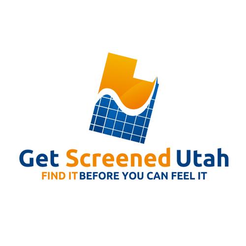 Captivating logo design contest for GetScreenedUtah.com