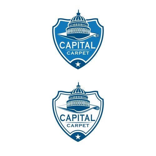 Logo For Capital Carpet