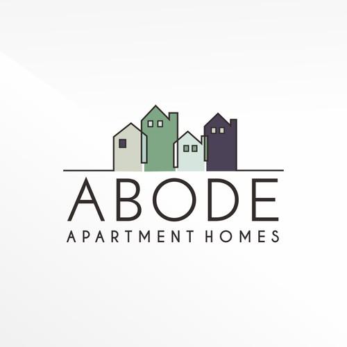 abode apartment logo