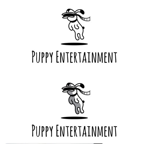 Puppy Entertainment needs a new logo