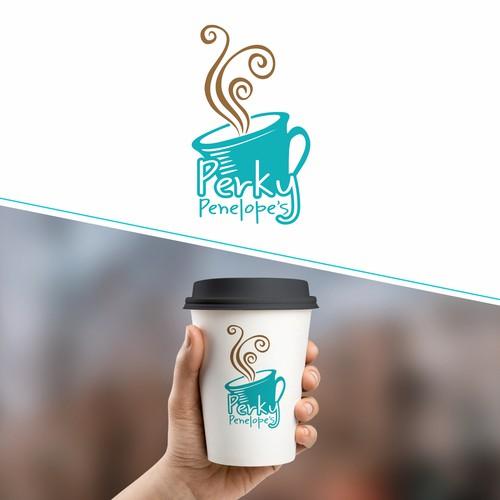 Cafeteria logo concept