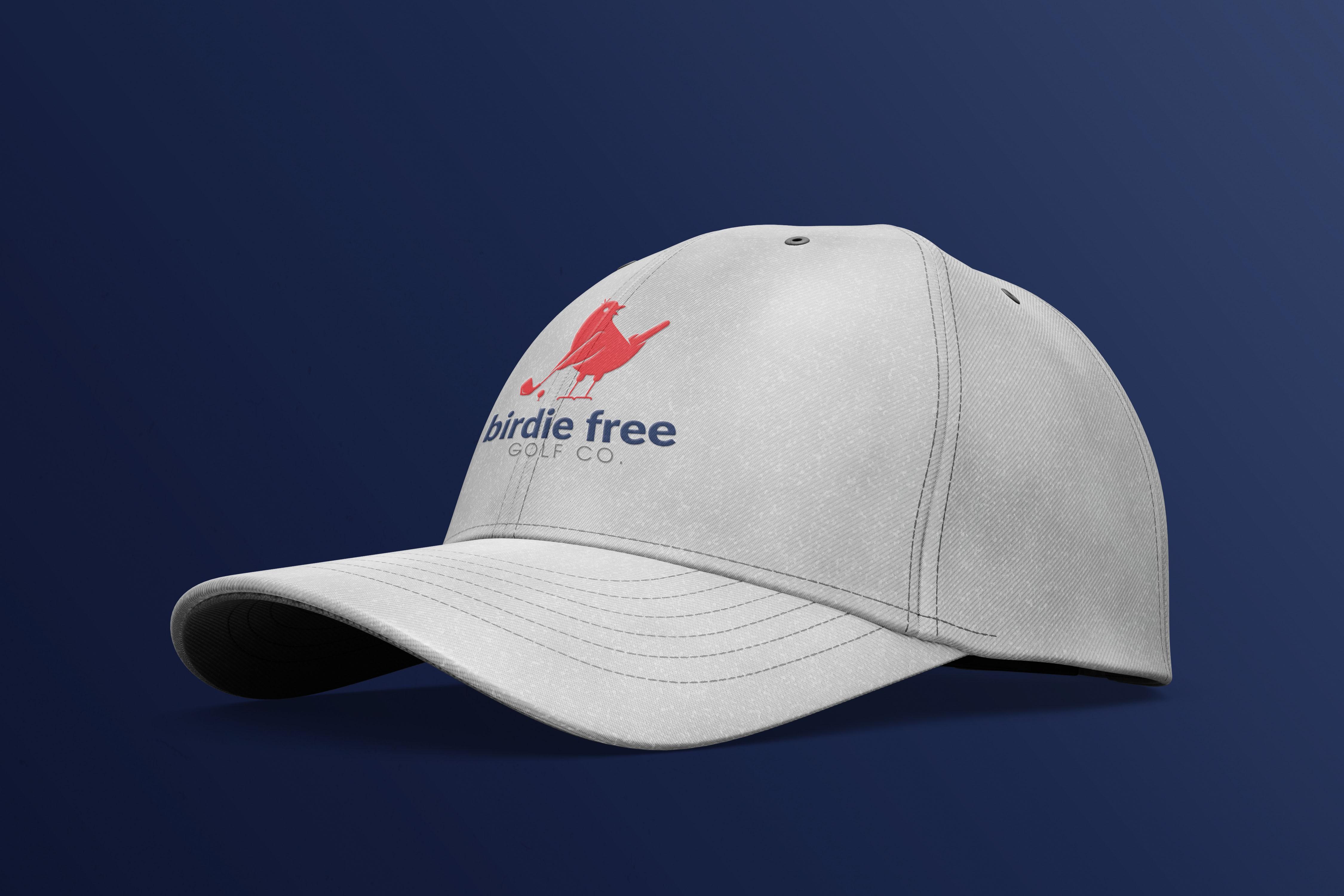Design a fun, vibrant logo for an upstart golf retail brand
