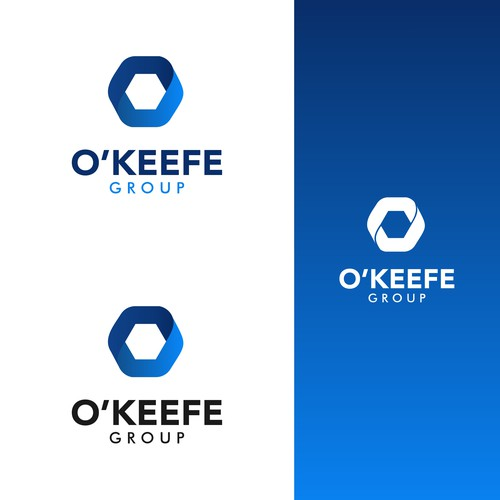 Simple and Bold O Letter Logo
