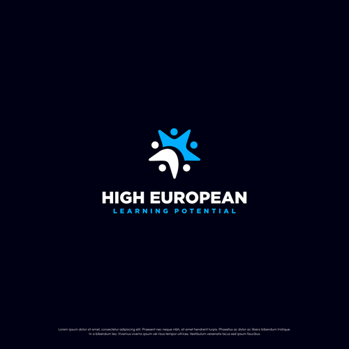 Logo for High European Learning Potential