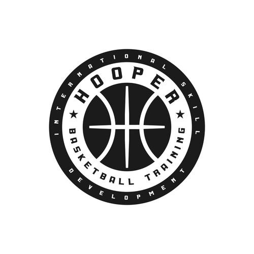 Logo for Basketball Training School