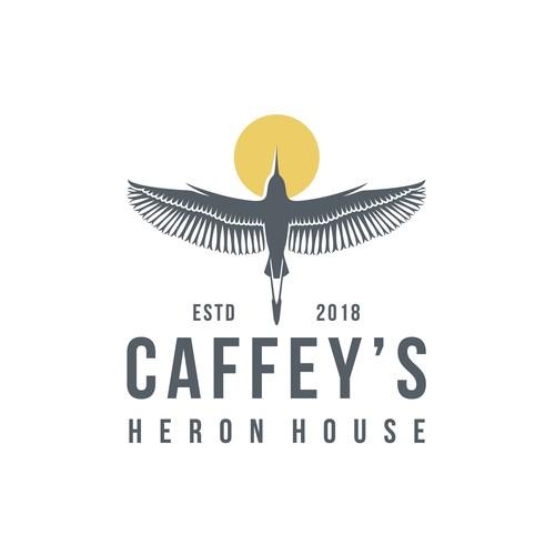 CAFFEY'S HERON HOUSE