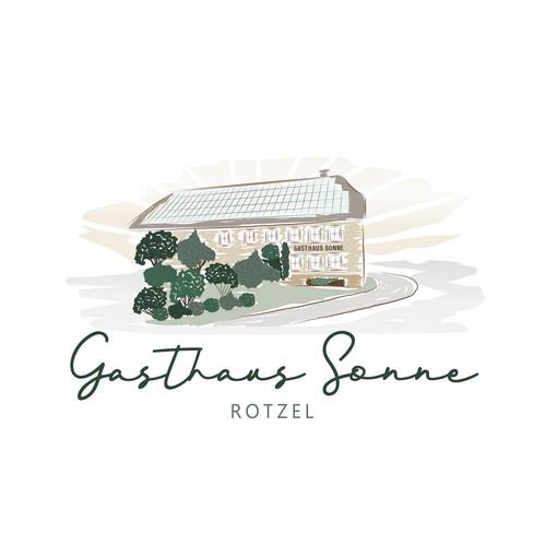 Logo for Gasthaus Sonne