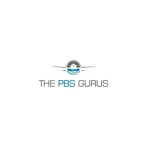 Professional Logo for a company serving pilots