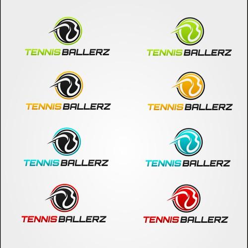 Tennis Ballerz logo