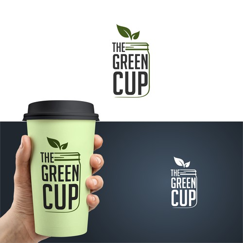 Juice Logo for the green cup