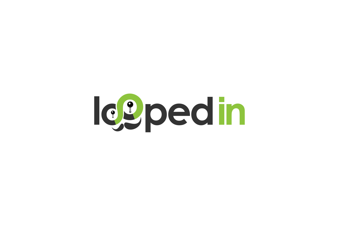 Create the next logo for LoopedIn