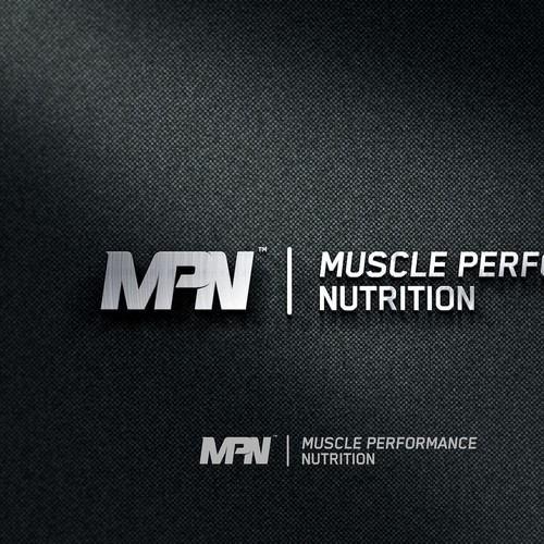 Logo for Nutrition Supplements Line.