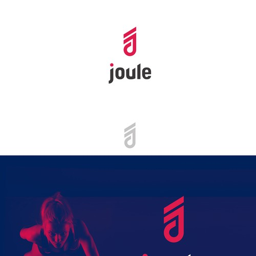 modern and minimal logo for sportswear startup