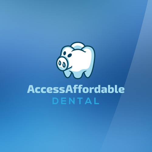 Catchy logo and design for new dental plan company