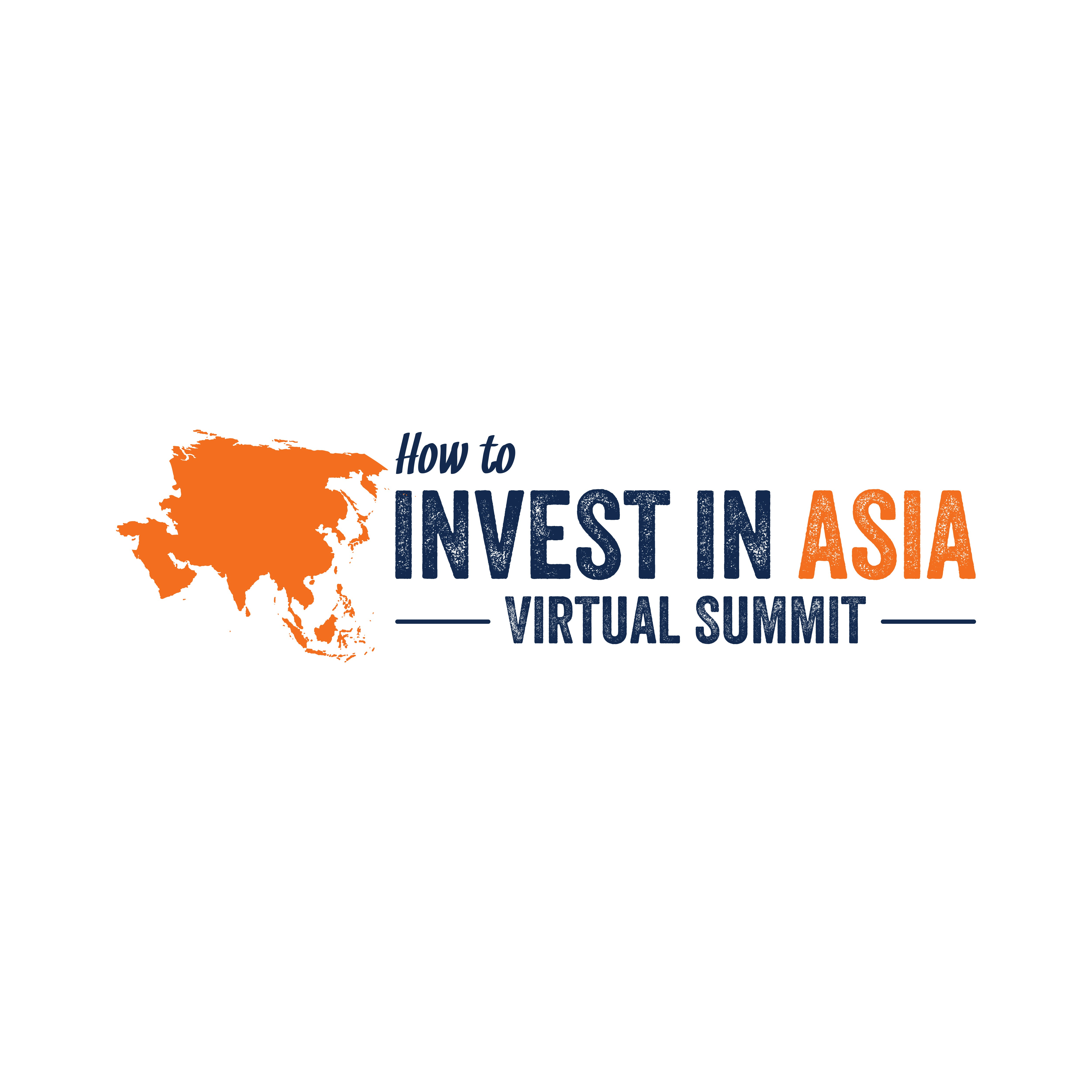 """Logo for """"How To Invest In Asia Summit"""""""
