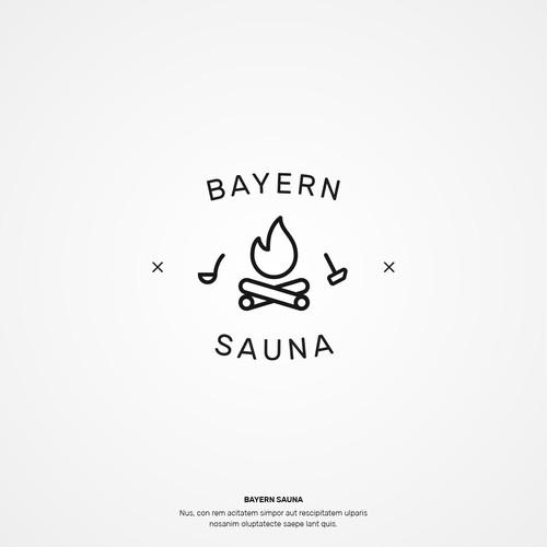 Logo | Bayern Sauna