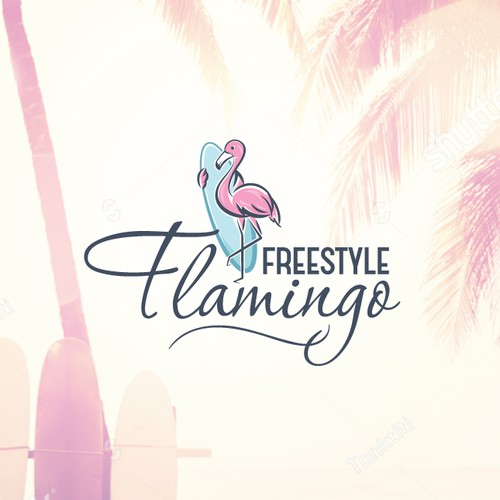 Logo for Freestyle Flamingo