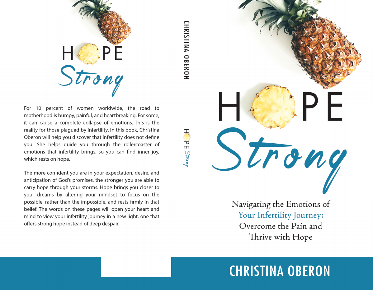 Inspirational/Devotional style Book for Women going through Infertility