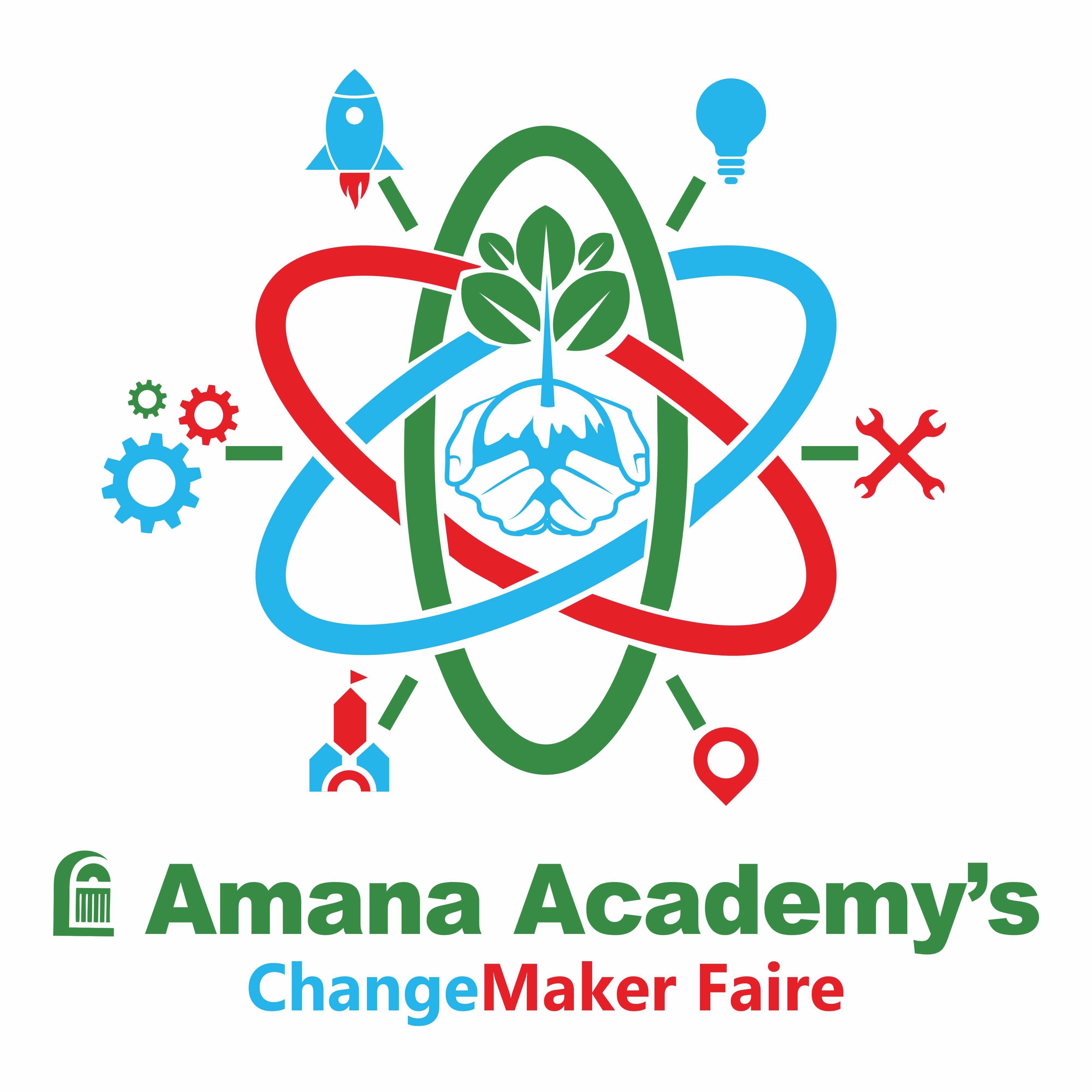 Create an Innovative, Fun, Lasting Logo for School ChangeMaker Faire and Catchy T-Shirt